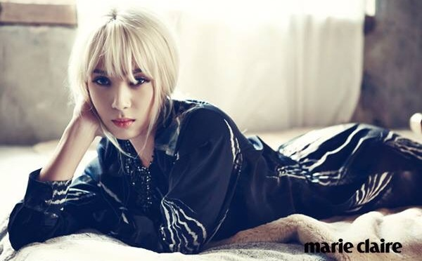 [news] YoonMiRae Dominates in Marie Claire Korea's March (Fashion!) Issue