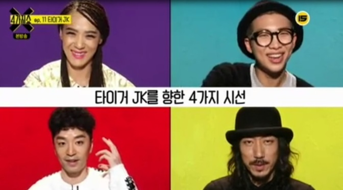 [FULL RECAP] MFBTY Special on MNET's 4ThingsShow w/ Guest, BTS' RapMonster