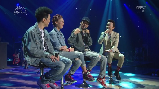 [video] MFBTY performance on Yoo Hee Yeol Sketchbook; YoonMiRae's Solo Is Ready