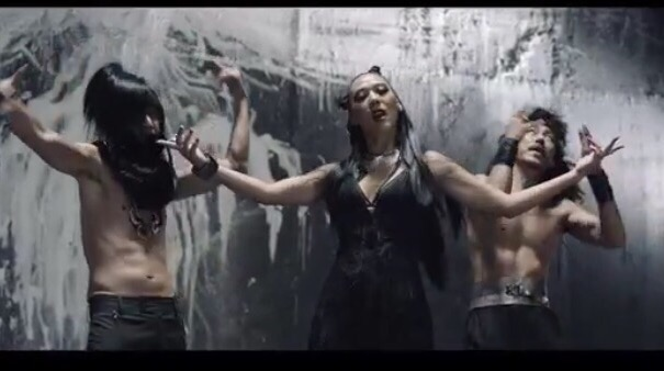 [MV] MFBTY go goth rock for team, Hanwha Eagles, new cheer song