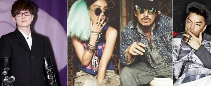 [news] MFBTY to Perform With SeoTaiji At Pentaport Rock Festival