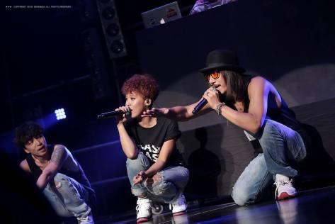 MFBTY At Swag Concert 08/2015