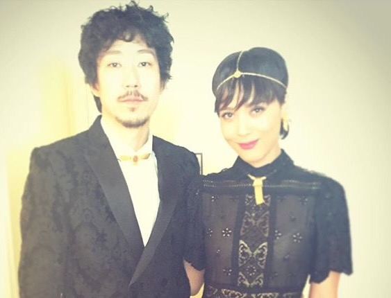 Tiger JK & YoonMiRae Glammed Up For The Grammy Awards