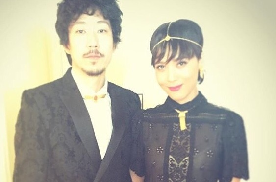 Tiger JK & YoonMiRae Glammed Up For The Grammy Awards