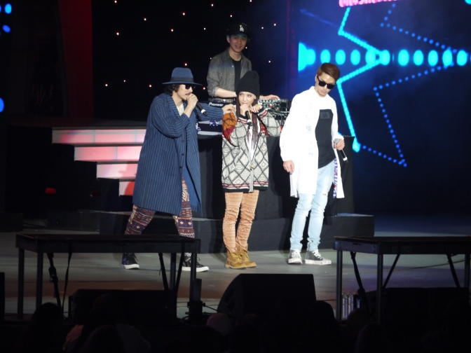 MFBTY ADVENTURES THROUGH LA; KILLS IT AT KTMF