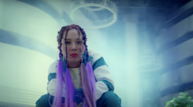 "Yoonmirae's ""Kawi Bawi Bo"" A Juicy Teaser To Major Moment: Her 2nd Hip-Hop Album"