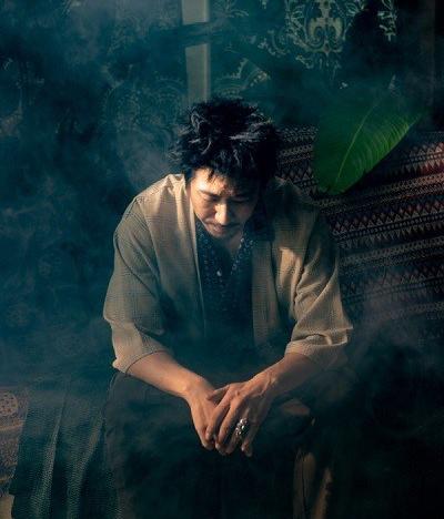 drunken tiger jk final album
